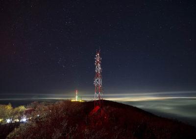 Csillagállás és köd