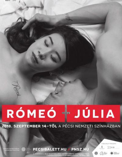 Pécsi Balett: Rómeó és Júlia, 2018.