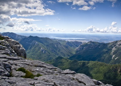 A Nagy Paklenica-völgy
