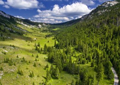 A Lugarnica-völgy
