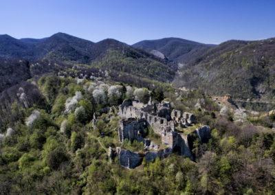 Raholca vára (Orahovica) a Krndija-hegységben