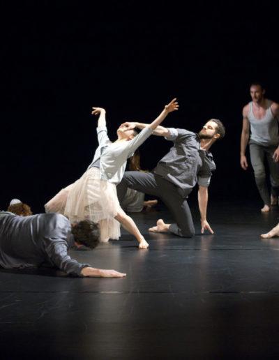 Footsteps, Pécsi Balett