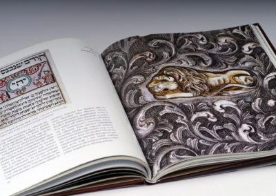 A Dohány utcai zsinagóga és a Zsidó Múzeum kincsei // belső oldal