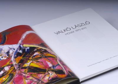 Valkó László: Művek 1973-2013 // belső címoldal