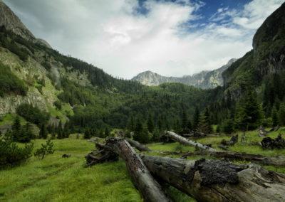 Suha valley, Bosznia Herzegovina, Sutjeska National Park