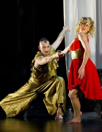 A csodálatos mandarin, Pécsi Balett