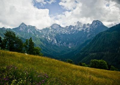 A Kamniki-Alpok csipkéi