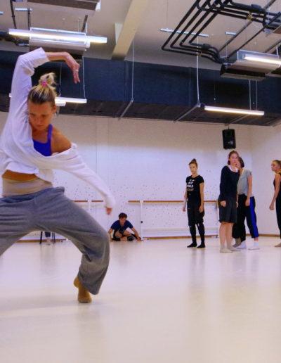 A makrancos hölgy, Pécsi Balett