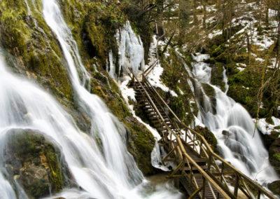 A nagy vízesés Jankovacnál