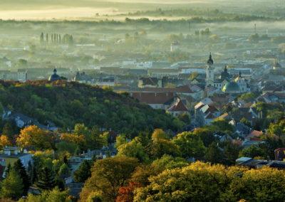 Pécs ősszel
