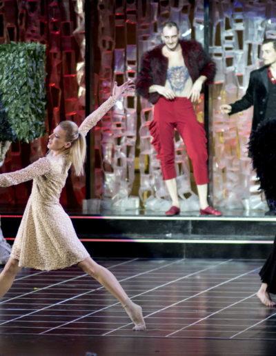Faust az elkárhozott, Pécsi Balett