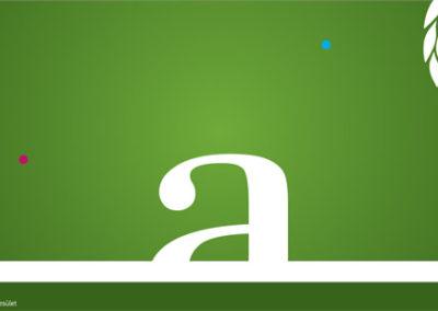 Apolló Kulturális Egyesület // logó és Facebook cover