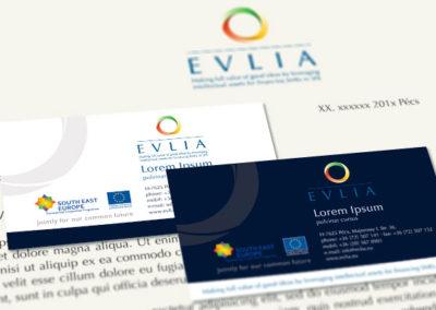 EVLIA projekt // kisarculat