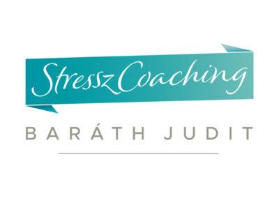Baráth Judit stresszcoaching // logotípia