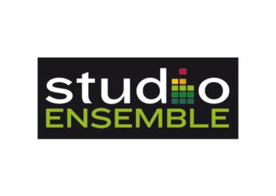 Studió Ensemble // logó