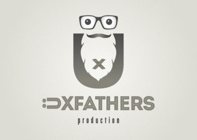Üxfathers logó