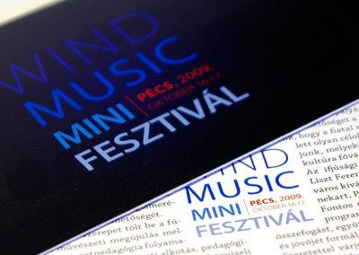 Wind Music Mini Fesztivál