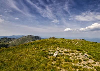 Vaganski vrh – Nehéz eldönteni hol is van pontosan a csúcs, National park Paklenica, Velebit, Croatia