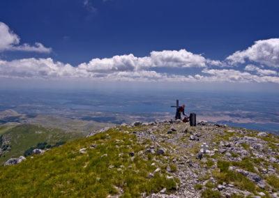 Sveto brdo, 1753 méter