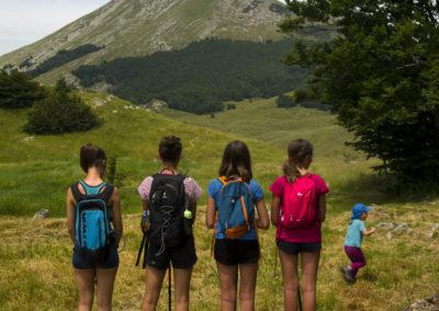 Szemben a szent heggyel, National park Paklenica, Velebit, Croatia