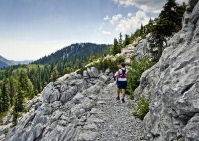 A Premužić-út első szakasza, Sjeverni Velebit National Park