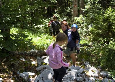 A terep néha nem könnyű, Sjeverni Velebit National Park
