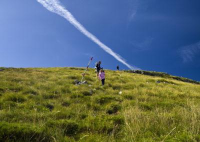 Ez már a Goljak teteje, Sjeverni Velebit National Park