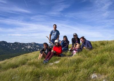 Csúcskép, Sjeverni Velebit National Park