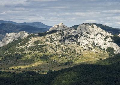 A Kiza és Grabar sziklák