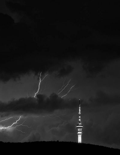Esti fények - Misina-tető, 2018