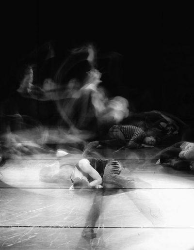 Footsteps - A Pécsi Balett próbáján, 2017