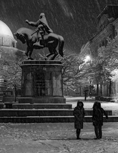 Téltábornok - Széchenyi tér, 2020