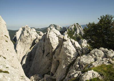 Szél és csapadék formálta sziklaalakzatok mindenütt